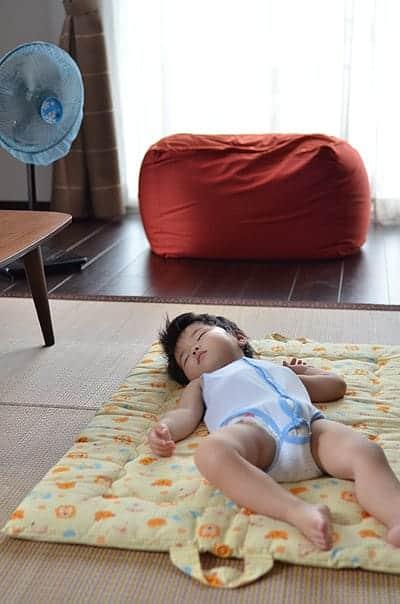 2013年7月の体にフィットするソファ