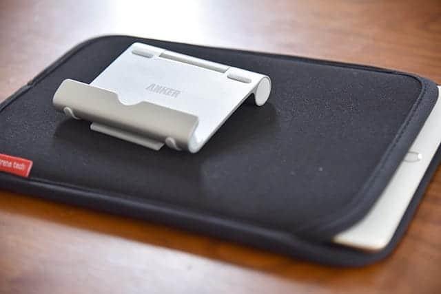 史上最強のiPadスタンドは『Ankerタブレット用スタンド』でした