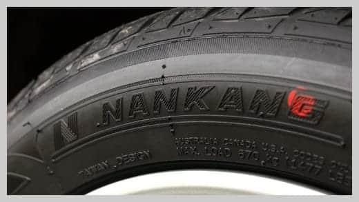 NANKANG(ナンカン)激安タイヤの写真