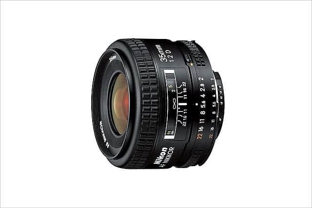 Ai AF Nikkor 35mm F2D 予約完了