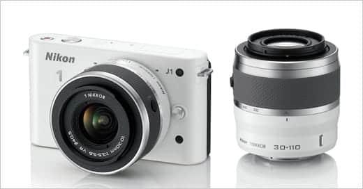 Nikon 1 J1 ホワイト