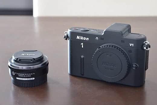 Nikon 1 V1購入!開封の儀