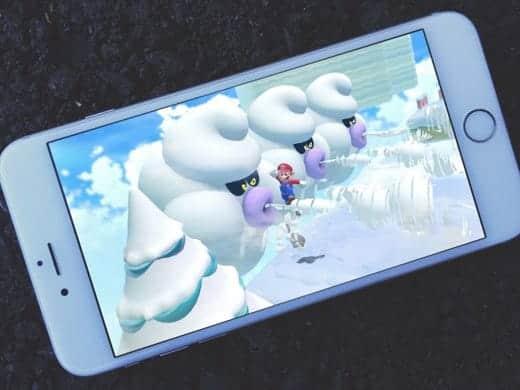 マリオがiPhoneにやってくるかも!?