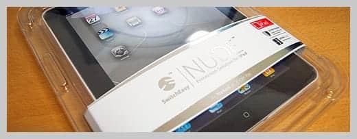 NUDE for iPad パッケージの写真