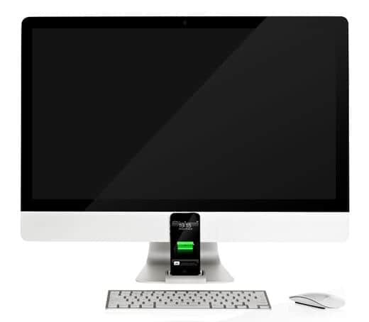 OCDock iMacにピッタリ