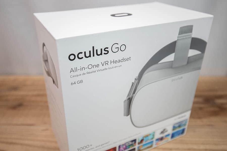 視点が客観から主観に変わるVR動画の衝撃!Oculus Go のすすめ