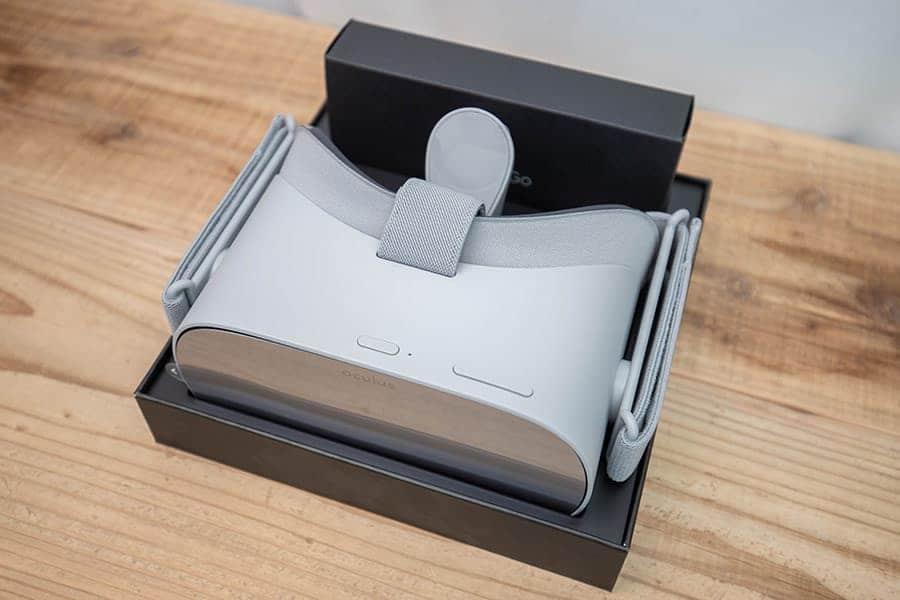 Oculus Go 開封!