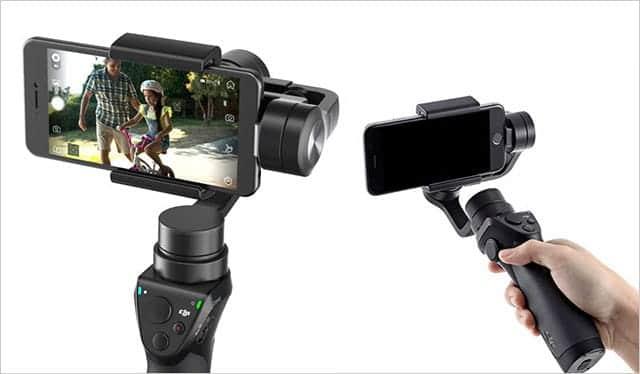 Osmo Mobile 製品写真