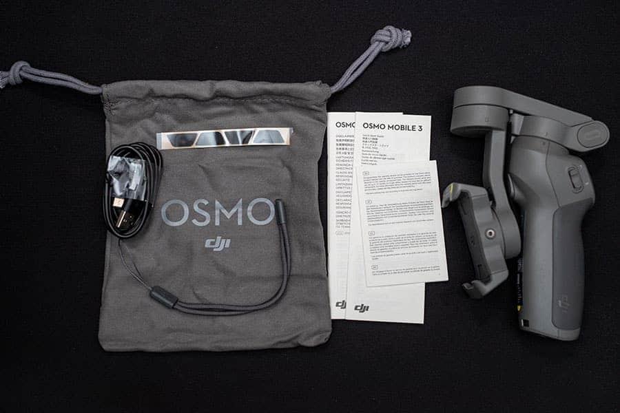 Osmo Mobile 3 パッケージ一覧