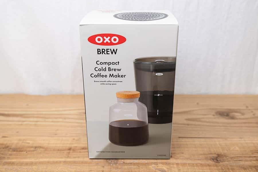 OXO BREW コールドブリュー 濃縮コーヒーメーカー ブラック 11237500