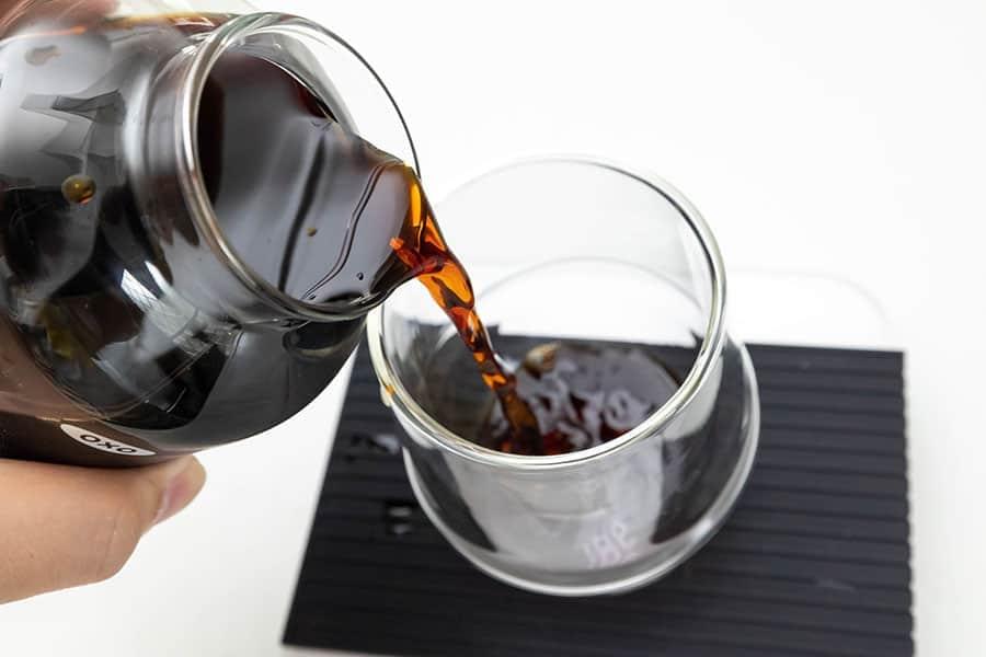 コールドブリュー濃縮コーヒーメーカー OXO BREWを試してみた まろやかで美味い!