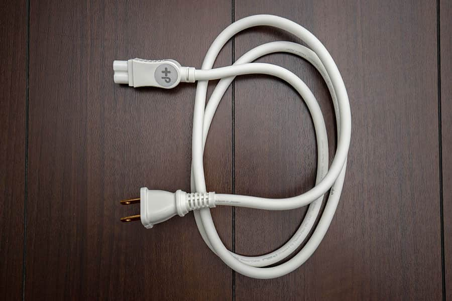 Oyaide(オヤイデ)メガネ型パワーケーブル1.2m d+Power Cable C7/1.2