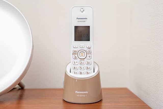家の電話をコードレスに買い替え!通話料3分8円を有効活用する