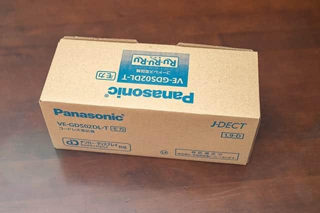 パナソニック RU・RU・RU デジタルコードレス電話機 親機のみ