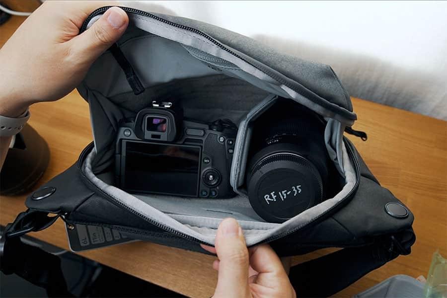 EOS Rと35mm F1.8マクロとRF15-35mm F2.8