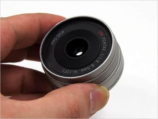 PENTAX Q 交換レンズ