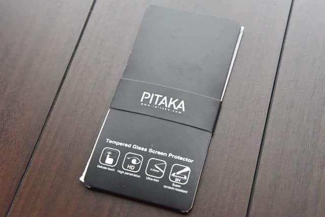 ガラスのiPhone液晶保護フィルター