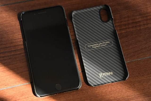 iPhone 7 Plusと大きさ比較
