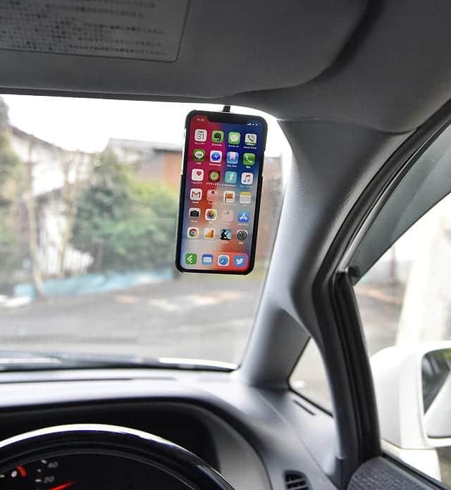 運転中でも画面がかなり見やすくなった
