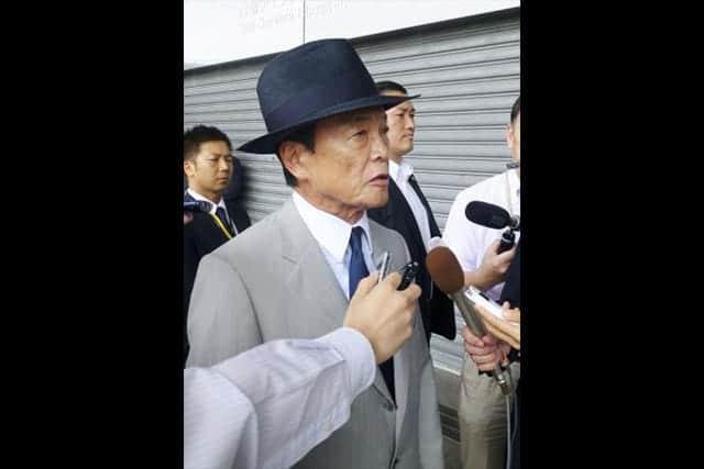 麻生氏 ポケモンGOで引きこもりが外に出た