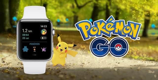 Apple Watch版「Pokémon GO」がついに登場
