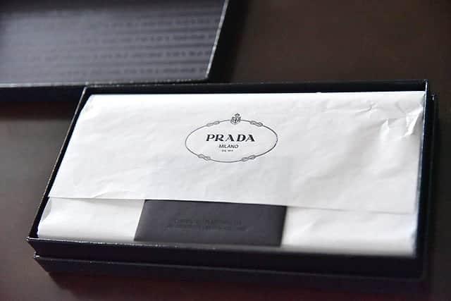 プラダの財布をAmazonで購入!市場価格からずいぶん安かったけど、これって本物?偽物?見分け方は?