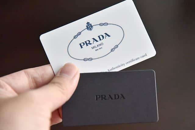 2枚のカードが入ってた