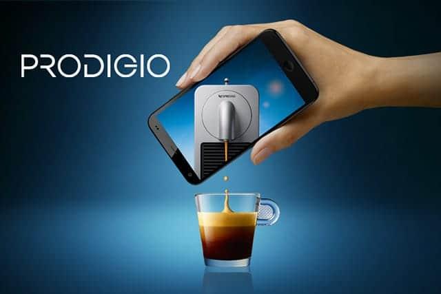 スマホで操作!進化型コーヒーメーカー『ネスプレッソのプロディジオ』スタバ並みのコーヒーを抽出予約可能。