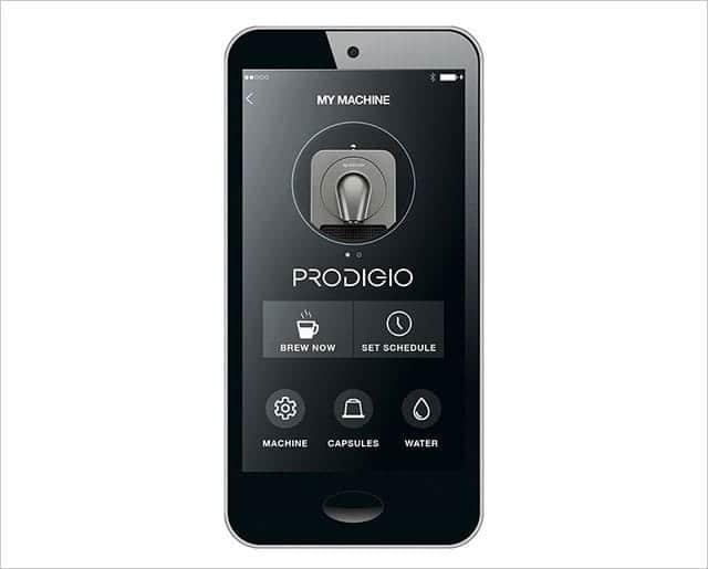 プロディジオ スマートフォンアプリ
