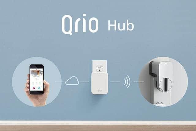 外出中でもスマートフォンで自宅の鍵を開け閉めできる『Qrio SmartLock + Hub』