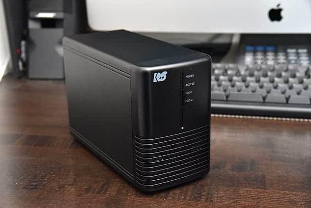 人生初!RAID1でiMacバックアップ!ラトックシステムRAIDケースとWD RED 3TB×2 レビュー
