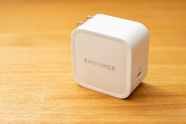 26800mAhを3時間半で満充電!RAVPowerの61W 急速充電器は最強だった