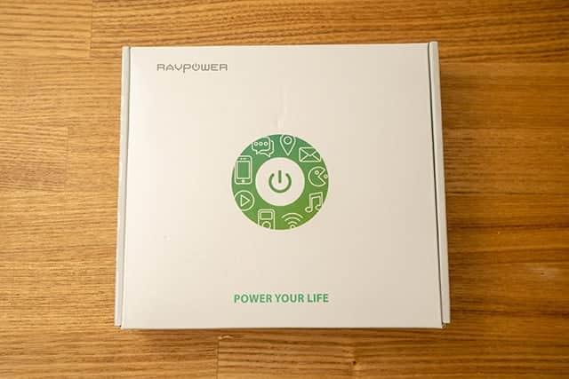 RAVPowerの互換バッテリーを試してみた