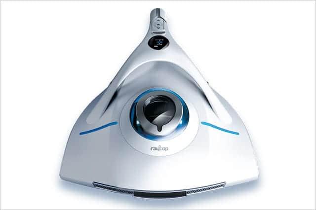 オヤジの加齢臭も除去してくれる脱臭機能を初搭載した最上位のレイコップ RXが発売!まくらもきれいに。