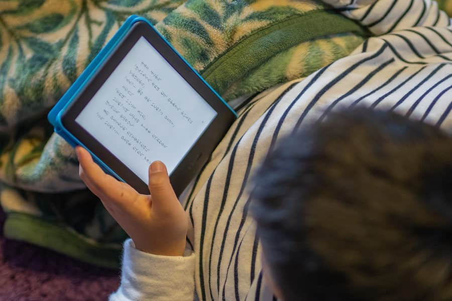 全国一斉休校で小学2年生の読書量が8倍になりました!ハリーポッターにも挑戦中