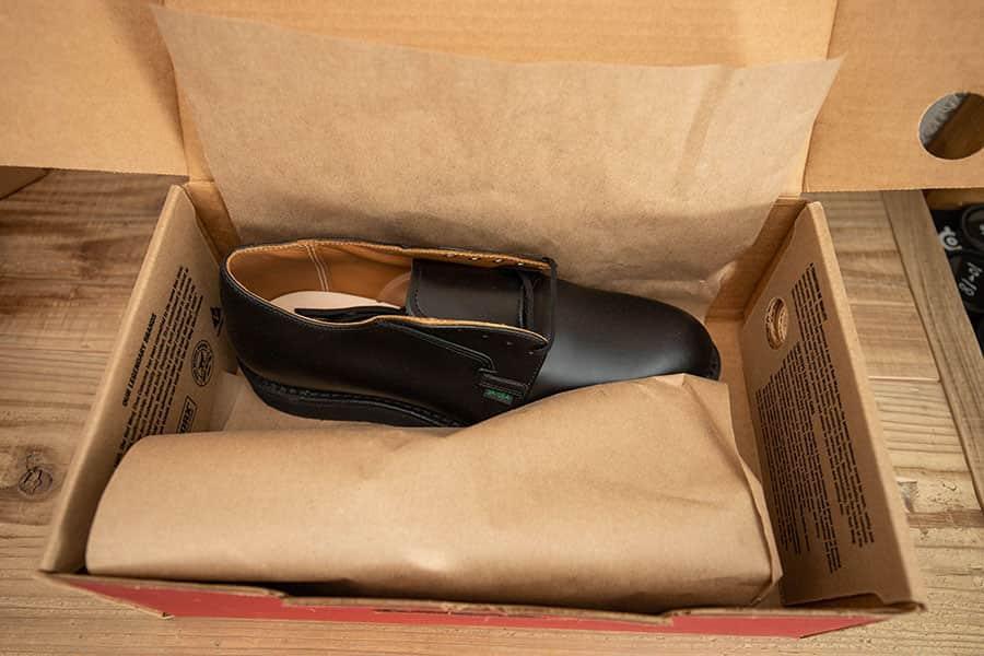 ポストマンの箱を開封