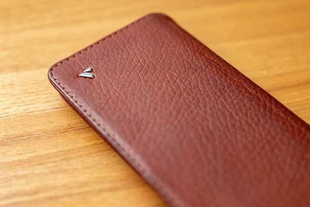 本革のiPhone手帳型ケースのカビ防止・保護・ツヤ出し・撥水にラナパーを使ってみた