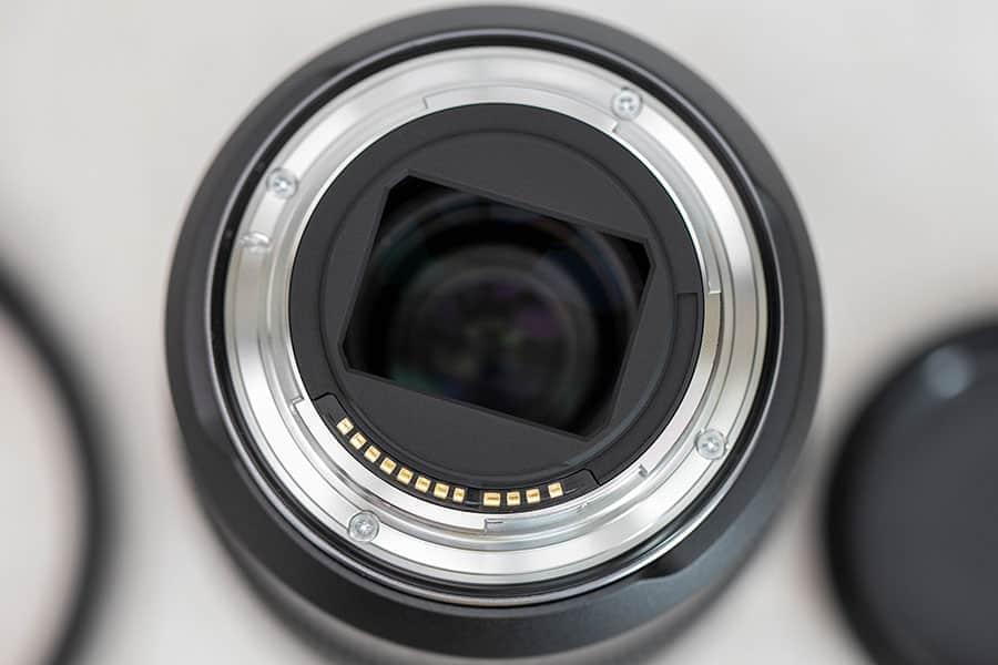 RF15-35mm F2.8 後玉
