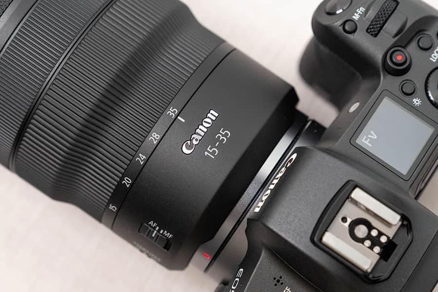はじめてのRFレンズは15-35mm F2.8Lレンズ!選んだ理由は一番使う焦点距離だから