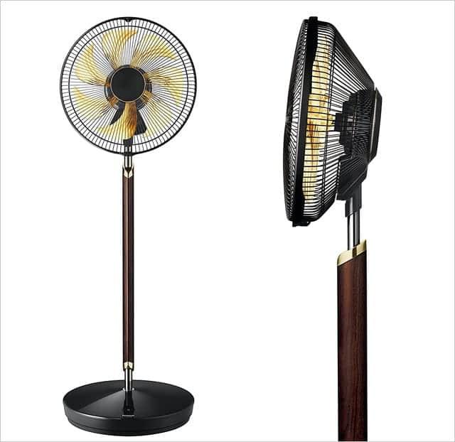 プレミアム扇風機RINTO 特徴