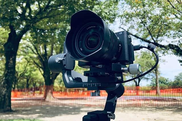 α6400で滑らかな動画を撮影できるジンバル『RONIN-SC』レビュー 動画あり