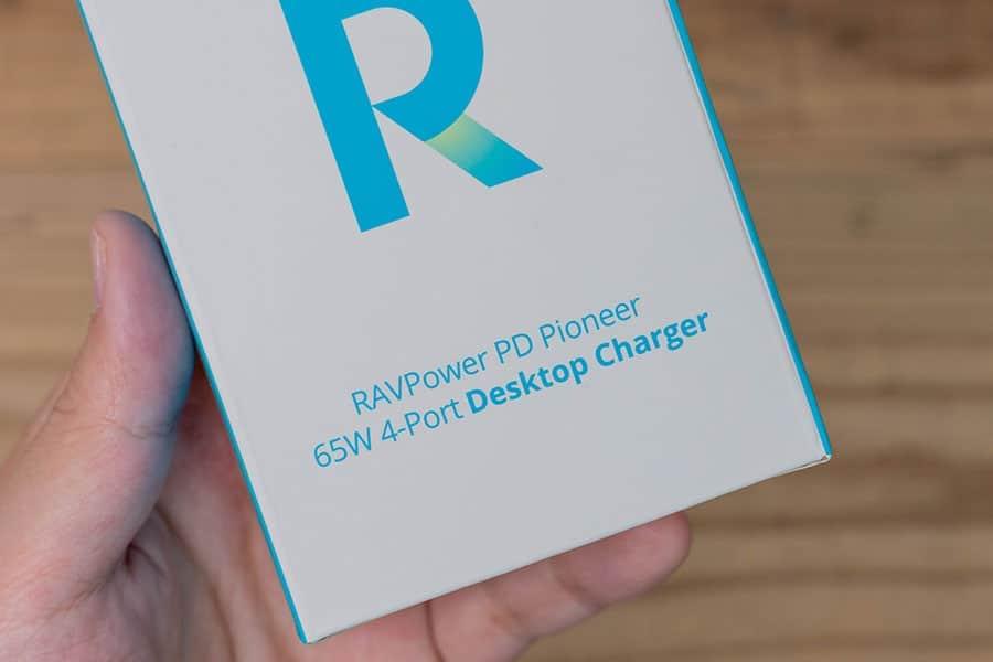 RAVPower RP-PC136 のパッケージ
