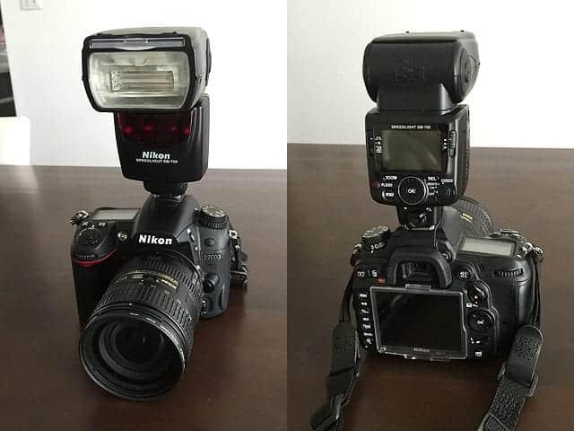 SB-700とD7000