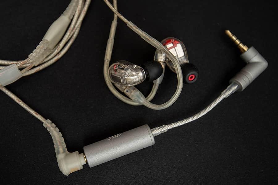 インピーダンスの低いイヤホン・ヘッドホンのノイズを下げてくれるiEMatch購入レビュー