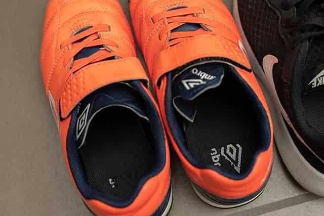 子どもの運動靴