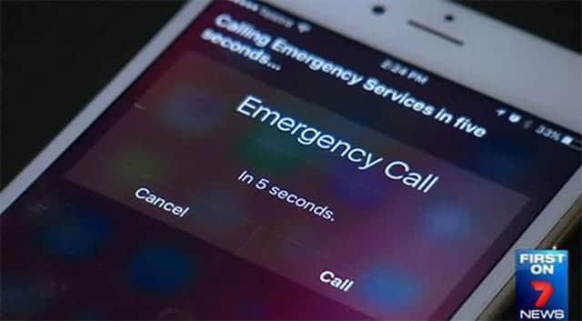 Siriが赤ちゃんの命を救うお手柄