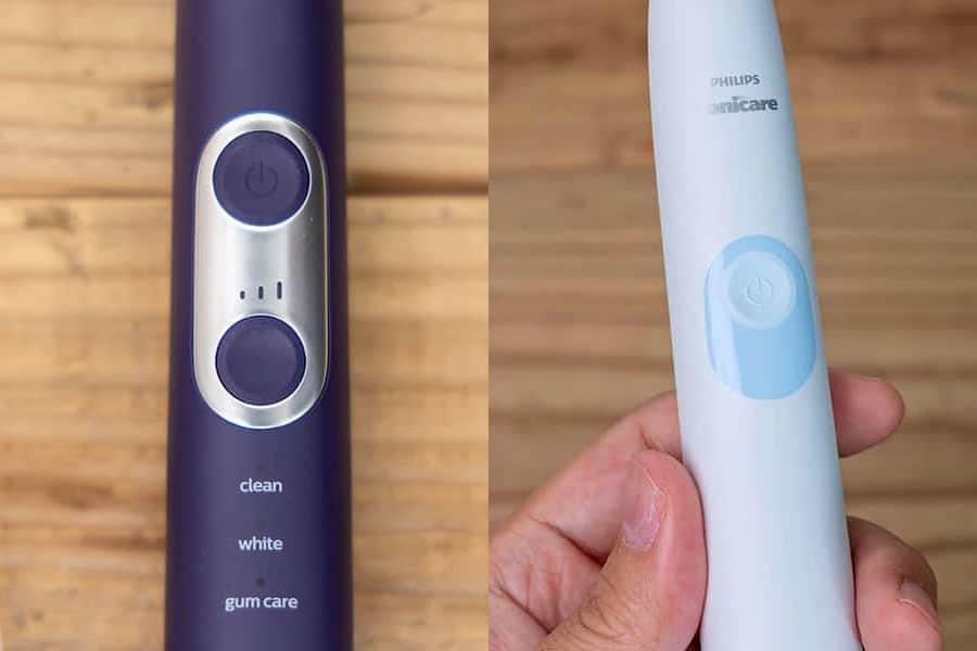 フィリップスの電動歯ブラシ、ハイスペックとベーシックモデルはどっちがおすすめ?