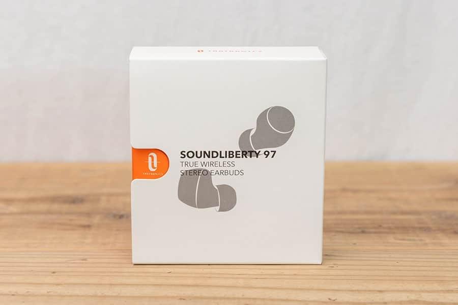 SoundLiberty 97 パッケージ
