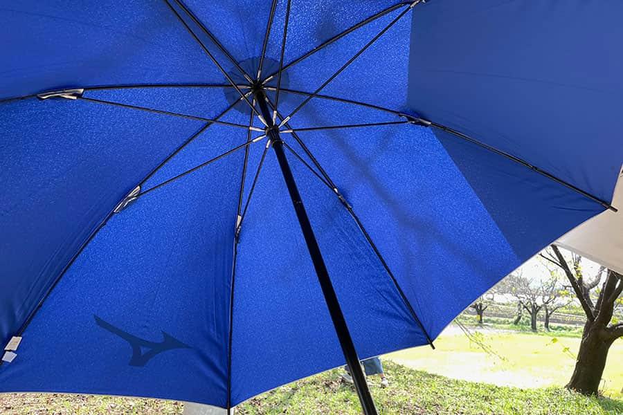 ミズノの日傘