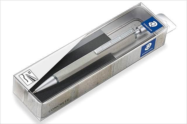 コンクリートボールペンのパッケージ